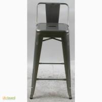 Полубарный стул Толикс Низкий Гальванизированный, H-66см. (Tolix Low Galvanized, H-66cm.)