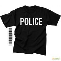 Футболки Rothco Police