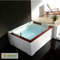 Гидромассажная ванна Golston G-U2606, 1900х1580х770 мм