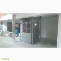 Монтаж Шахтный электрический подъемник грузовой Подъемник на склад складской