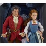 Набор кукол Бель и Гастон из фильма «Красавица и Чудовище»