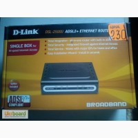 Enternet Router DL-2500 D-Link