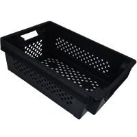 Пластиковый ящик для фруктов овощей рыбы молока купить в Одессе shopgid com ua