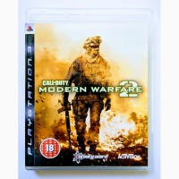 Call of Duty Modern Warfare 2 PS3 диск