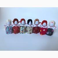 Подарок-оберег девушкам и женщинам На счастье Кукла-мотанка. Handmade