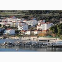 Лето в Хорватии. Трогир. Отдых в прекрасном отеле рядом с морем