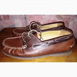 Кожаные туфли Samuel Windsor, England, 43-43, 5р