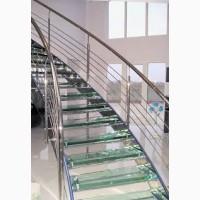 Изготовление и монтаж лестниц в Киеве