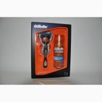 Подарочный набор мужской Gillette Fusion Flexball