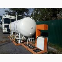 LPG модуль, газовая заправка