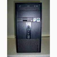 Фирменный системный блок 2 ядра HP Compaq dx2300 Microtower