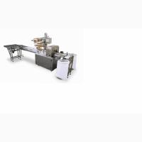 Горизонтальная упаковочная машина для хлебобулочных изделий FLM 2000