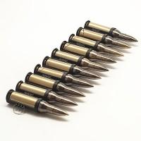 Зажигалка патрон (пуля) - газовая, пьезо