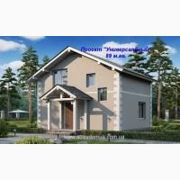 Дом из sip панелей от производителя Харьков