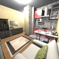Отличная смарт квартира 12.13 под чистовую отделку