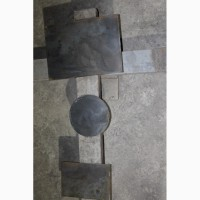 Закладные пластины 30х30 и др