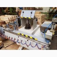 Станок фрезерный шипорезный FC-10-MLK + Пресс для сращивания с торцовочной пилой FC-10PK3