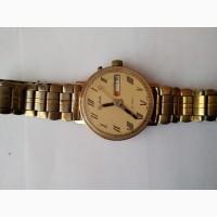 Продам мужские механические часы Slava made in USSR