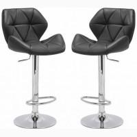 Барный стул Старлайн черный белый