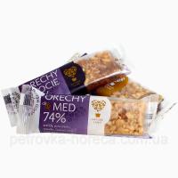Батончик орех з медом, 40г, 28шт/уп