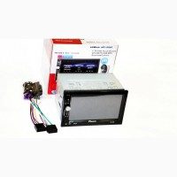 2din Магнитола Pioneer 7041 USB, BT, SD пульт на руль