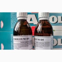 Керосин медицинский питьевой PETROLEUM D5, 100 мл