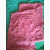 Розовый шарф (Уценка!!)