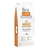 Brit Care Adult Medium Breed Lamb Rice Брит Кер Медиум Брит Каре Медиум АКЦИЯ