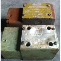 Гидрораспределители Р 102-ЕИ-574, Р 102-ЕЛ-574А