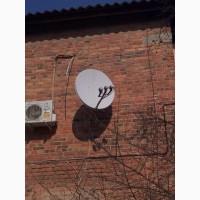 Продам спутниковую тарелку + 2 ресивера Orton 4060CX Plus