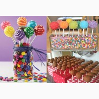 Кейк попсы на праздник под заказ В последнее время популярность набирают