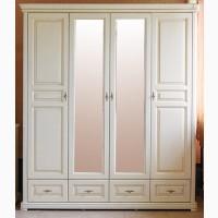 Деревянный гардеробный шкаф Виктория Явир