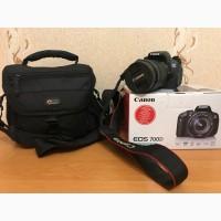 Продам Canon EOS 700D kit (18-135mm)