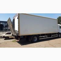Капитальный ремонт и услуги СТО для грузовиков