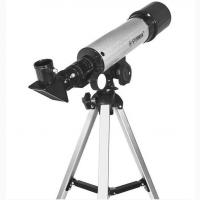 Телескоп юного астронома астрономический небольшой легкий простой в обращении для наблюден