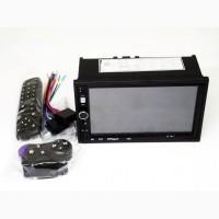 2 din Pioneer 7022 USB+BT+SD пульт на руль (короткая)