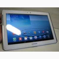 Samsung Galaxy 10'1 White. Состояние – идеал! 3G, Sim, 1/16Гб