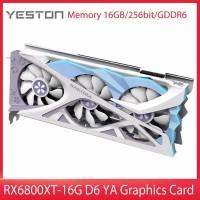 Yeston RX6800XT 16G D6 видео карта