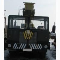 Продаем автокран ADK-125/3, 13 тонн, на шасси IFA DA 53, 1986 г.в