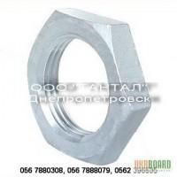 Контргайка стальная Ду 15, Ду 20 по ГОСТ 8968-75