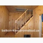 Монтаж деревянной вагонки. Обшивка внутренняя вагонкой. Киев