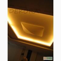 Дизайн, разработка и чертежи гипсокартонных потолков любых типов