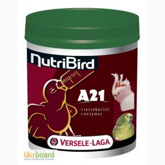 Молоко для птиц Versele-Laga NutriBird A21 Молоко (for baby-birds) (корм для птенцов)
