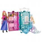 Королевский гардероб Анны и Эльзы