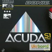 Продам накладка Donic Acuda S1 Turbo