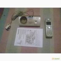 Радиотелефон Panasonic на з/ч и акб (рабочие)
