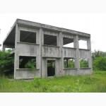 Продам недостроенный дом