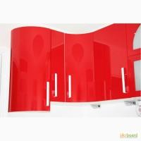 Покраска МДФ фасадов изделий из МДФ, шпона и натурального дерева