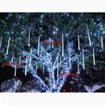 Гирлянда светодиодные сосульки Snowfall