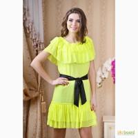 Женское летнее платье размеры 44-46